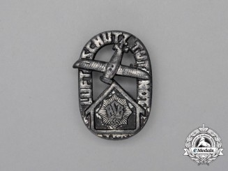 A Third Reich Period RLB Luftschutz Emergency Badge