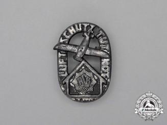 A Third Reich Period RLB Luftschutz Emergency Badge