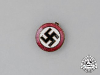 An Early NSDAP Supporters Badge