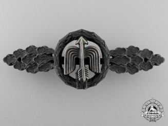 A Bronze Grade Luftwaffe Squadron Clasp for Short Range Fighter Pilots