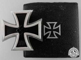 A Mint Iron Cross First Class 1939 by B. H. Mayer