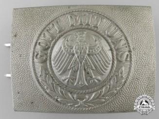 An Early Reichsheer Belt Buckle 1935