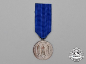 A Second War German IV Class Long Service Award for 4 Years' Service