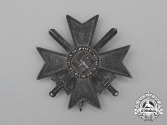 A War Merit Cross First Class with Swords by Wilhelm Deumer of Lüdenscheid