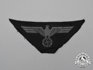 Germany. A Mint and Unissued Panzer Breast Eagle