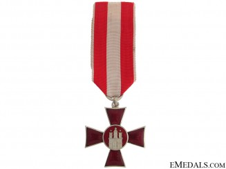 Hamburg Hanseatic War Cross 1914