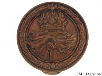Heavy Machine Gunner's Badge 1908