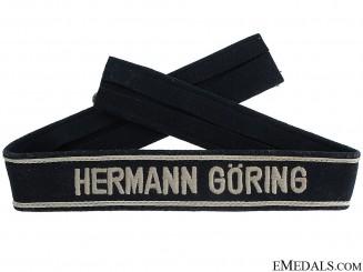 Hermann Göring Division Officer's Cufftitle