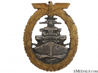 High Seas Fleet Badge by Schwern