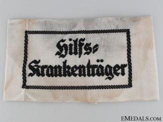 Hilfs-Krankenträger (Stretcher Bearer) Armband