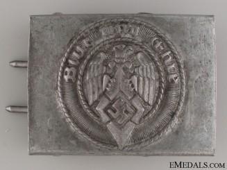 Hitler Youth (HJ) Belt Buckle