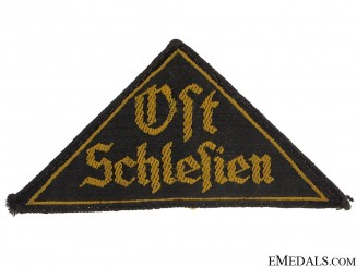 "HJ District Triangle ""Ost Schlesien"""