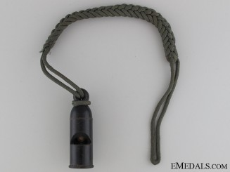 HJ Flak Helper Whistle