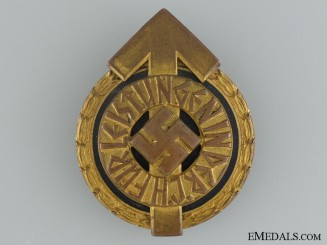 HJ Golden Leaders Sports Badge