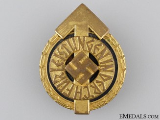 HJ Golden Leader's Sports Badge