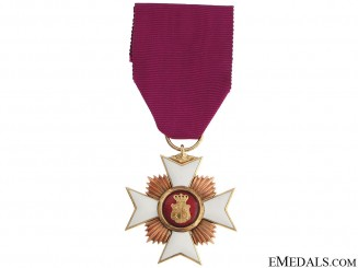 Honor Cross 2nd Class in Gold