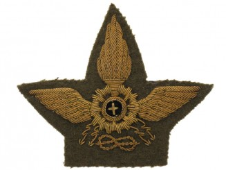 WWII Motor Transport Insignia