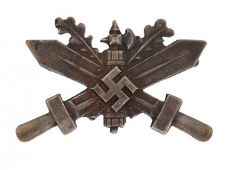 Badge of Italians Trained in Germany