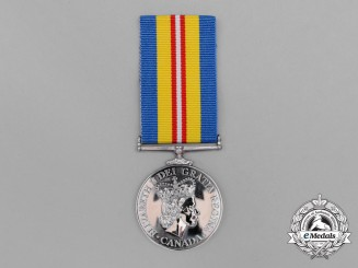 A Canadian Volunteer Service Medal for Korea
