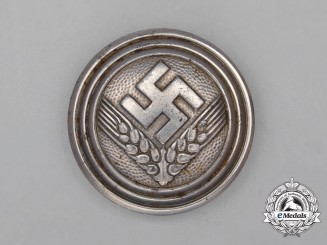"A RADwJ (National Labour Service of Female Youths) Female ""Kamaradschaftsälteste"" Rank Brooch"