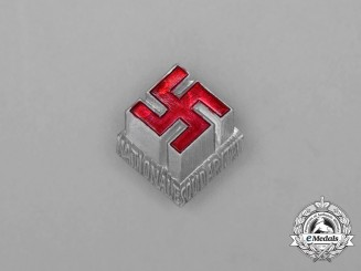 A Third Reich Period National Solidarity Badge