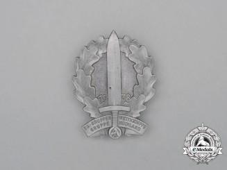 A 1938 SA Group Hochland Sports Championships Badge
