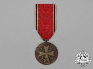 """A German Eagle Order """"Verdienstmedaille"""" Medal"""