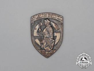 A 1936 South Hanover-Braunschweig Regional Council Day Badge