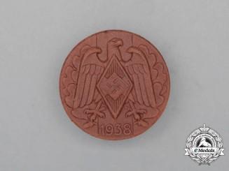 A 1938 HJ Badge