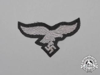 A Luftwaffe EM/NCO's Overseas Cap Eagle