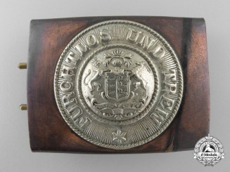 Germany, Weimar Republic. A  Wurttemberg Army Belt Buckle