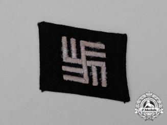 A Waffen-SS Guard Collar Tab