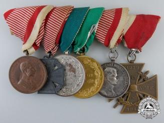 A First War Austrian Medal Bar