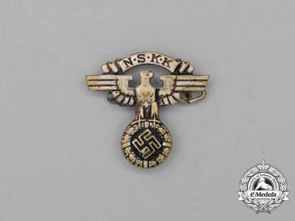 A NSKK (National Socialist Motor Corps) Membership Badge
