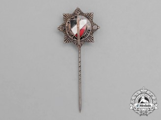 "A Wurttemberg ""Fearless and Loyal"" First War Stick Pin by Lauer"