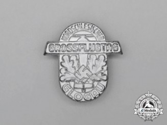 A Third Reich Period German North Silesian Day of Flight Badge