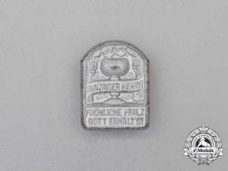 A Third Reich Period German Pfalz Region Celebration Badge