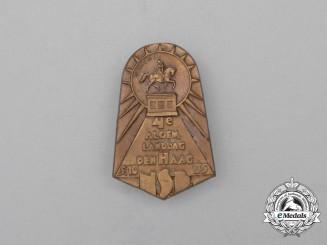 A 1935 Dutch NSB Regional Celebration Badge