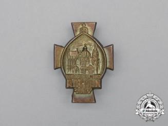 A 1937 Aachen Pilgrimage Badge