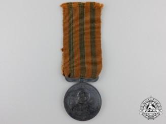 A 1925 Thai Rama VII Coronation Medal