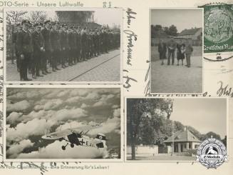 Six Third Reich Postcards & Photographs