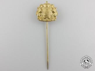 A First War Period Saxony Stickpin