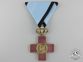 A Romanian Order of Cultural Merit; 1st Class Knight
