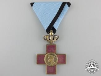 A Romanian Order of Cultural Merit; 1st Class Knight