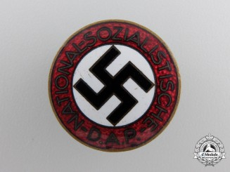 An Austrian Produced NSDAP Membership Badge