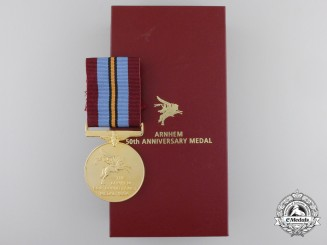 A 50th Anniversary Arnhem Medal by Spink & Son