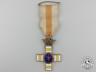 A Spanish Cross for Military Constancy; Non-Commissioned Officers