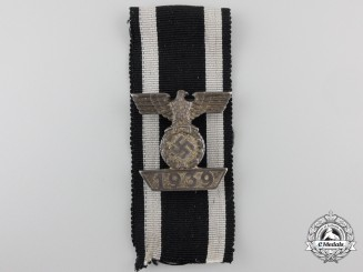 A Clasp to the Iron Cross 2nd Class 1939; Type 2