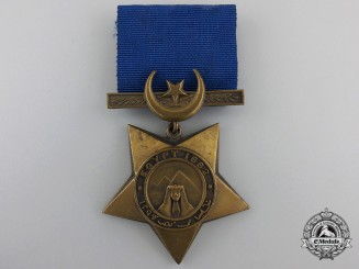 An 1882 Khedive's Campaign Star