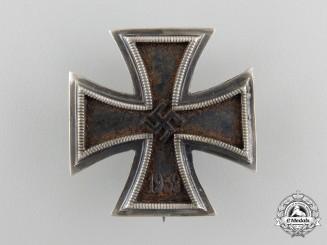 A Rare Prinzen Size Iron Cross 1st Class 1939 by Zimmermann